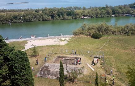 Visite guidate agli scavi archeologici di Torcello